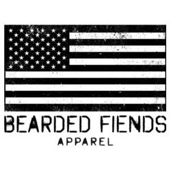 BF American Flag Men's Shirt  Design