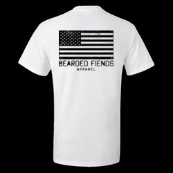 BF American Flag Men's Shirt  Thumbnail