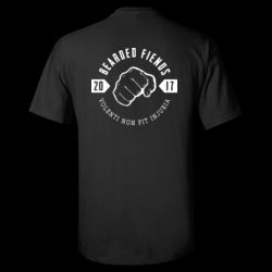 BF Fist Design Men's Shirt Thumbnail